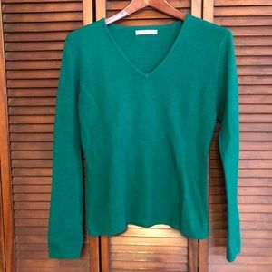 100% Italian Merino Wool Sweater